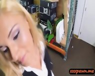 Blonde Milf Pawned Her Pussy And Fucked Hard To Earn Cash - scene 4
