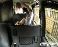 Amateur Slut Nailed In Exchange For A Free Taxi Fare - scene 7