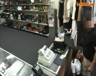 Cute Amateur Latina Fa Pawns Her Pussy At The Pawnshop - scene 3