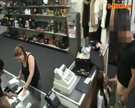 Cute Amateur Latina Fa Pawns Her Pussy At The Pawnshop - scene 4