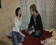 Tantalizing And Rough Pussy Slamming - scene 2