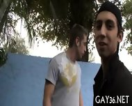 Muscle Hunk Gets Pounded - scene 6