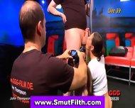European Slut Swallows - scene 6