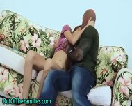Teen Step Daughter Eaten - scene 1