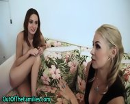 Teen Step Daughter Eaten - scene 12