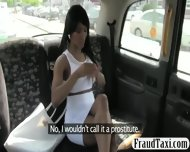 Curvy Amateur Chick Pussy Fucked And Jizzed On The Cab - scene 2