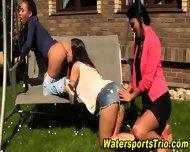 Lesbian Urine Fetishists - scene 8