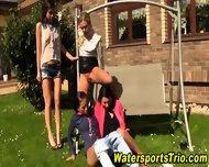 Lesbian Urine Fetishists - scene 12