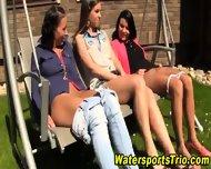 Lesbian Urine Fetishists - scene 4