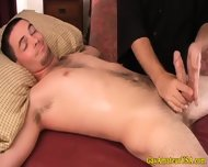 Straight Amateur Gets Sensual Gay Bj - scene 10