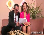 Tricky Teacher Seducing Student - scene 3
