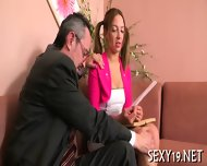 Tricky Teacher Seducing Student - scene 7