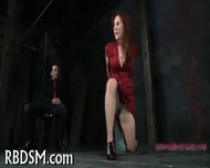 Demeaning A Lusty Pussy - scene 3