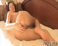 Chick Is Caressing Pussy - scene 8