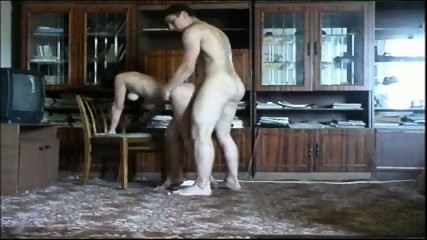 Older woman fucking a young guy - scene 9