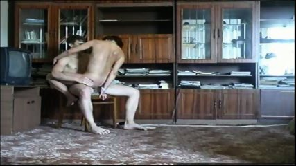 Older woman fucking a young guy - scene 5