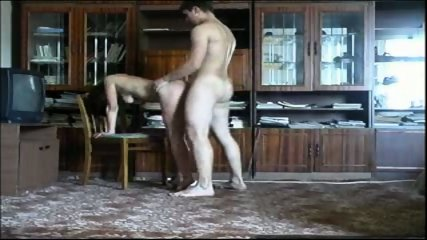 Older woman fucking a young guy - scene 7
