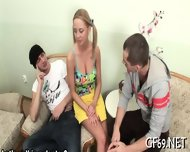 Virgin Seduced To Have 3some - scene 4