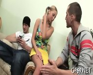 Virgin Seduced To Have 3some - scene 5