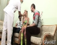 Virgin Seduced To Have 3some - scene 7