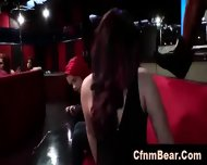 Public Blowjobs Of Strippers By Amateur Babes At Cfnm Party - scene 10