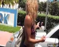 Latina Teen Valentina Tries Public Sex For The First Time - scene 1