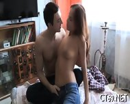 Mighty Dude Bangs Hot Babe - scene 2