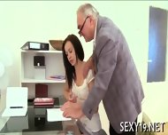 Raunchy Spooning With Teacher - scene 3