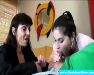 Mature And Teen Love Blowing Dude - scene 6