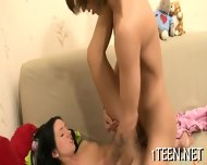 Wild And Amorous Cowgirl Riding - scene 5