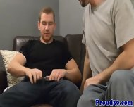 Gay Cub And Pal Fuck Each Other At Home - scene 1