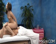 Frisky Gal Gets Facial Cum Load - scene 1