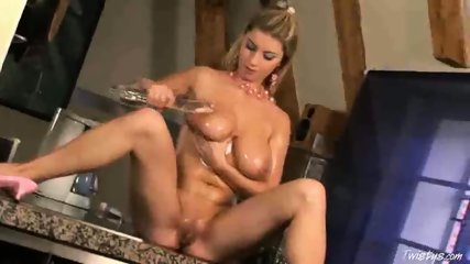 Snow loves her Dildo 6 - scene 6