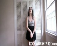 Think About Some Juicy Cock While I Have A Smoke - scene 12