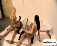 Amazing Beauties Foursome Action That They Really Enjoyed - scene 10