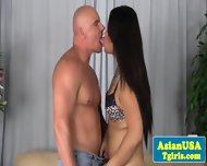 Asian Tgirl Lisa Long Fucked In Her Ass - scene 3