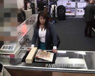 Pawn Shop Milf Sells Herself To The Shop - scene 6