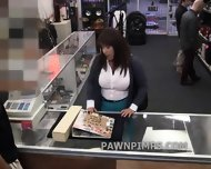 Pawn Shop Milf Sells Herself To The Shop - scene 7