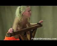 Blond Teen Shall Be Punished - scene 9