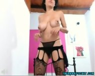 Hot Latina Babe On Live Webcam - scene 11