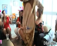 Raunchy Striptease Party - scene 9