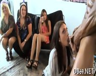 Raunchy Striptease Party - scene 11