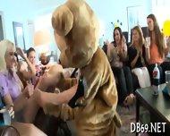 Raunchy Striptease Party - scene 12