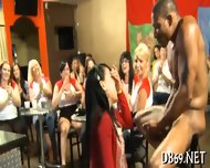 Sensual And Wild Stripper Party - scene 1