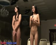 Amateur Teens Dildo Haze - scene 3