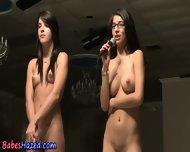 Amateur Teens Dildo Haze - scene 4