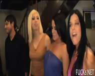 Lusty And Wild Orgy - scene 3