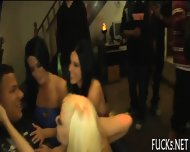 Lusty And Wild Orgy - scene 5