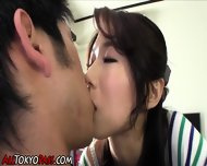Japanese Pussy Creampied - scene 1