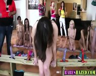 Teen Lezbo Toy Hazing - scene 12